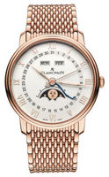 Blancpain Villeret Complete Calendar Moonphase  Men's Watch 6654-3642-MMB