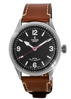 Tudor Heritage  Ranger Leather Strap Men's Watch 79910-0003