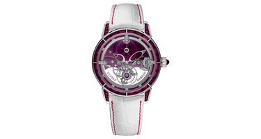 Ulysse Nardin Classic Royal Ruby  Women's Watch 799-88BAG/CHAI