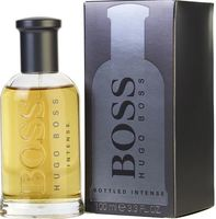 Hugo Boss Cologne  Boss Bottled Intense EDP Spray 3.4 oz Men's Fragrance 8005610258461