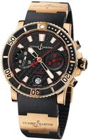 Ulysse Nardin Maxi Marine Diver Chronograph  Men's Watch 8006-102-3A/926