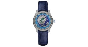 Ulysse Nardin Classic Lady  Women's Watch 8150-112-2/PB