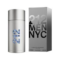 Carolina Herrera Cologne  212 Men Nyc EDT Spray 3.4 oz Men's Fragrance 8411061853160