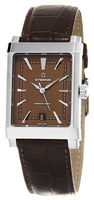 Eterna 1935  Grande Swiss Automatic Brown Leather Men's Watch 8492.41.21.1162D