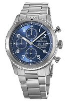 Breitling Navitimer 8 Chronograph 43 Blue Dial Stainless Steel A13314101C1A1 Men's Watch A13314101/C1-189A