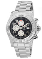 Breitling Avenger Avenger II Chronograph Black Dial 43mm Men's Watch A1338111/BC33-170A
