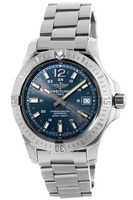 Breitling Colt 41 Automatic Blue Dial Steel Men's Watch A1731311/C934-182A