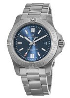 Breitling Chronomat Colt Automatic 44 Blue Dial Stainless Steel A17388101C1A1 Men's Watch A17388101/C1-173A