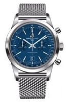 Breitling Transocean Chronograph 38  Men's Watch A4131012/C862-171A