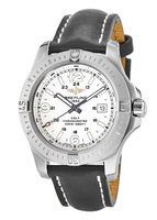 Breitling Colt  Quartz Silver Dial Men's Watch A7438811/G792-435X