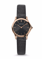 Emporio Armani Classic  Dark Grey Women's Watch ARS7003