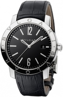 Bulgari   Black Dial Men's Watch BB41BSLD