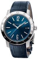 Bulgari   Blue Dial Men's Watch BB41C3SLD