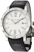 Bulgari   White Dial Men's Watch BB41WSLD
