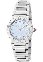 Bulgari   Blue Mother of Pearl Diamond Dial Women's Watch BBL26C3SS/12