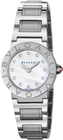 Bulgari   Mother of Pearl Diamond Dial Women's Watch BBL26WSS/12