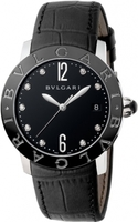 Bulgari   Black Diamond Dial Women's Watch BBL37BSBCLD/9
