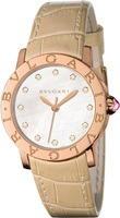 Bulgari   Mother of Pearl Dial Women's Watch BBLP33WGL/12