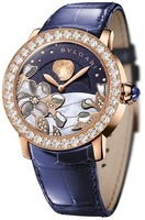 Bulgari   Blue Decorated Diamond Dial Women's Watch BBLP37CDGDLMP