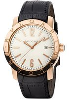 Bulgari   Automatic Off White Dial Men's Watch BBP39WGLD