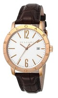 Bulgari   Rose Gold Automatic Men's Watch BBP40WGLD