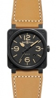 Bell & Ross Aviation  Automatic 42mm Men's Watch BR03-92-Heritage