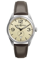Bell & Ross Vintage   Men's Watch BR-123-Original Beige