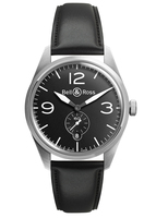 Bell & Ross Vintage   Men's Watch BR-123-Original Black