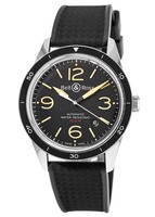 Bell & Ross Vintage   Men's Watch BR 123 Sport Heritage -Black