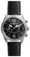 Bell & Ross Vintage   Men's Watch BR-126 Original Black