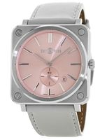 Bell & Ross BR S Novarosa  Women's Watch BRS-PK-ST/SCA