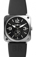 Bell & Ross Aviation   Unisex Watch BRS-Steel