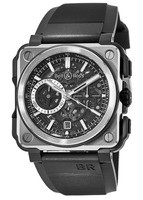 Bell & Ross BR-X1  Limited Edition Black Titanium Men's Watch BRX1-CE-TI-BLC