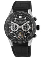 Tag Heuer Carrera Calibre Heuer 02 T Tourbillon Men's Watch CAR5A8Y.FC6377