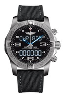 Breitling Exospace B55 Titanium Men's Watch EB5510H2/BE79-100W