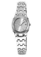 Citizen Paradigm  Silver Dial Stainless Steel Women's Watch EW1250-54A-PO