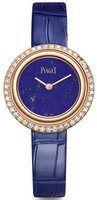 Piaget Possession  Blue Dial Blue Leather Strap Women's Watch G0A43086