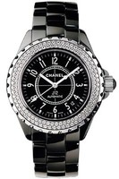 Chanel J12 Classic   Unisex Watch H0950