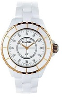 Chanel J12 Classic   Unisex Watch H2180