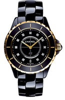Chanel J12 Classic   Unisex Watch H2544