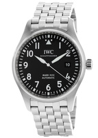 IWC Pilot's Mark XVIII Black Dial Steel Men's Watch IW327011