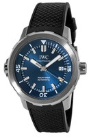 IWC Aquatimer Automatic Expedition Jacques-Yves Cousteau Blue Dial Men's Watch IW329005