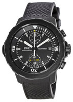 IWC Aquatimer Chronograph Limited Edition Galapagos Islands Men's Watch IW379502