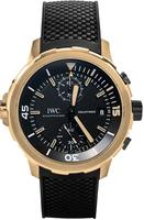 IWC Aquatimer Chronograph Limited Edition Expedition Charles Darwin Men's Watch IW379503