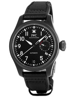 IWC Pilot's Big Pilot Top Gun Automatic Black Men's Watch IW502001