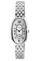 Longines Symphonette  Oval Mother of Pearl Dial Women's Watch L2.306.4.83.6