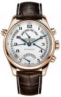 Longines Master Collection Retrograde Power Reserve  Men's Watch L2.717.8.78.3