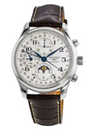 Longines Master Collection Moonphase 42mm Chronograph Men's Watch L2.773.4.78.3