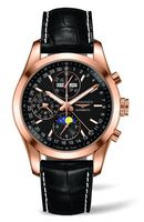 Longines Conquest Chronograph Moonphase  Men's Watch L2.798.8.52.3