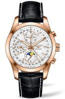 Longines Conquest Chronograph Moonphase  Men's Watch L2.798.8.72.3
